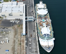 Canaveral Port Authority Cruise Terminal 1