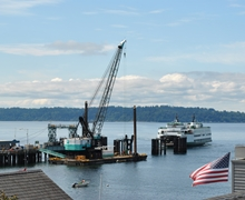 WSDOT Fauntleroy Ferry Terminal Repairs