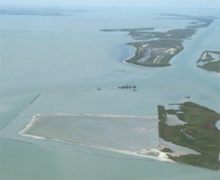 Beneficial Use Site Creation, Gulf Intracoastal Waterway