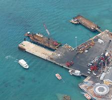 Grand Cayman Cargo Dock, CI Port Authority