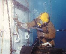 Diving Repairs