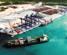 Freeport Container Terminal