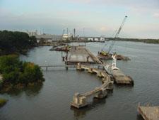 Garden City Terminal Container Berth, Georgia Port Authority