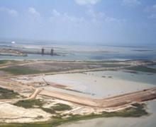 Environmental Mitigation, Levee Construction