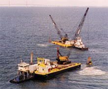Environmental Remediation, Mechanical Dredging