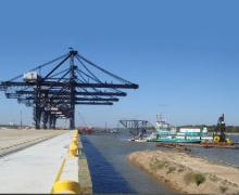 Port of Houston Dredging