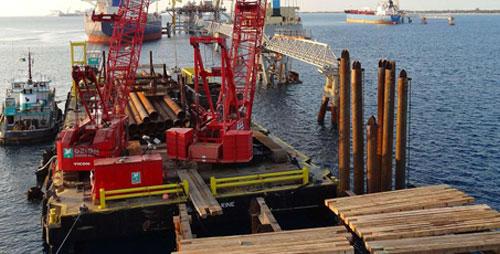 fleet crane