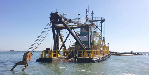 fleet dredge