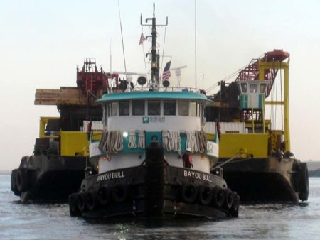 Orion Marine Tug Boat