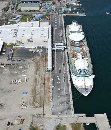 Port Facilities & Cruise Terminals