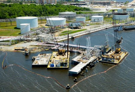 Industrial Marine Project